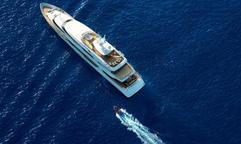M/Y 'The Wellesley' open for charter in the Seychelles
