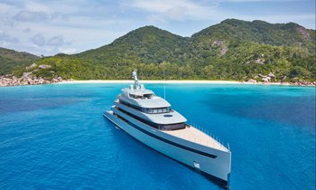 M/Y SAVANNAH Offers Rare Charter Opportunity