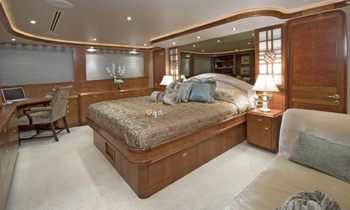 SERENGETI Available to Charter in Alaska