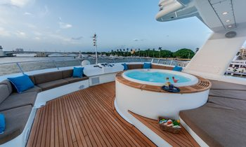 Sardinia yacht charter special with M/Y LIONSHARE