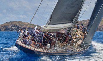 The race is on in St Barths