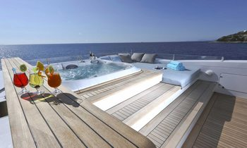 M/Y IPANEMAS Offers 15% Off French Charters