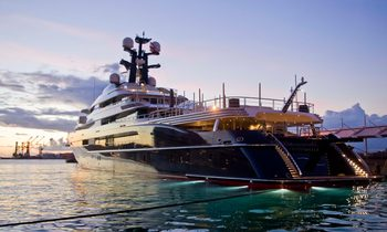 Buyer found for 1MDB-linked megayacht EQUANIMITY