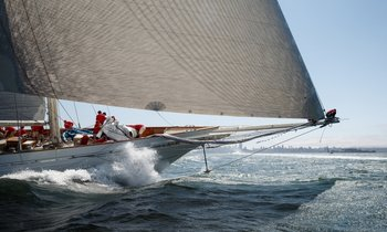 Yachts Sign Up to America's Cup Superyacht Regatta