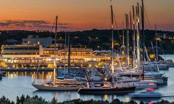 Founder of Porto Cervo's Yacht Club Costa Smeralda honoured at World Superyacht Awards