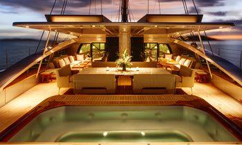 S/Y VERTIGO Signs Up to Antigua Charter Yacht Show