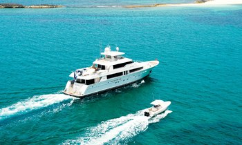 M/Y ARIOSO Available for New Year's Charter in the Grenadines