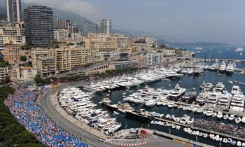 Charter Yachts for The Monaco Grand Prix