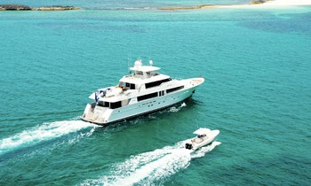 Charter ARIOSO in the Bahamas