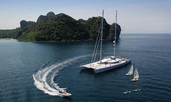 Catamaran 'DOUCE FRANCE' Exotic Destinations