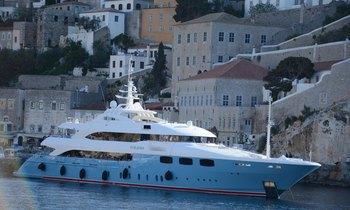 M/Y 'Mia Rama' Signs Up For Mediterranean Show