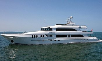 Just Enough For Charter In San Blas Islands