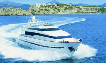 15% Discount On June Charters Aboard Carom