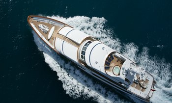 Rare opportunity to charter 49m superyacht TELEOST in Norway
