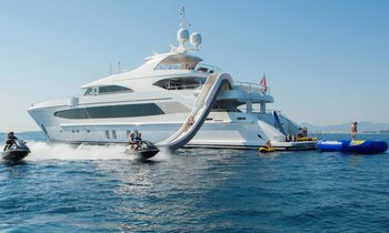 M/Y 'Big Sky' Available In France This Summer