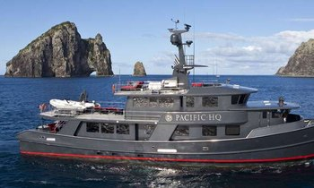 'PACIFIC HQ' Available From 1st August