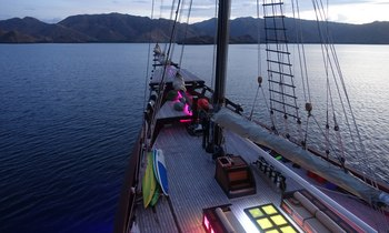 S/Y 'Dunia Baru' to Open Asia Superyacht Rendezvous