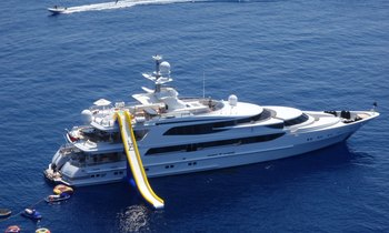 M/Y 'LAZY Z' Available this Summer in the Mediterranean