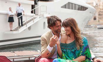 Croatia yacht charter special on 60m M/Y 'St David'