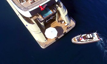 Video: Life On Board 83m M/Y 'Here Comes The Sun'