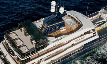 Save €30,000 On Charters Aboard M/Y 'Force Blue'