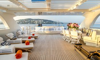 M/Y MISCHIEF Offers Last-Minute Thanksgiving Charter