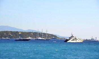 Best at-anchor photos: Monaco Yacht Show 2018
