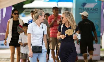 Thailand Yacht Show & Rendezvous opens its doors