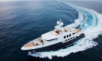 Superyacht NATORI Available for Event in the West Med