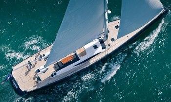 VIDEO – Sailing Charter Yacht INUKSHUK