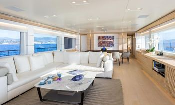 M/Y NARVALO Wins at the ISS Design Awards