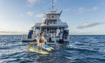 Catch The Commonwealth Games On M/Y SPIRIT
