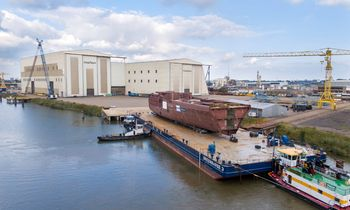 109m in-build superyacht Y720 marks first project for new Oceanco yard