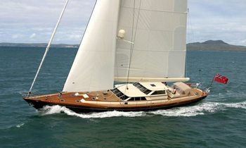 S/Y MARAE Offers Charter Discount