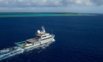 Blue Planet TV series superyacht ALUCIA now available to charter