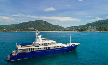 M/Y 'Northern Sun' Signs Up To KRSY 2017