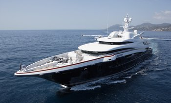 Charter yacht WHEELS now participating in carbon offset programme
