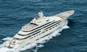 VIDEO: Making M/Y DILBAR - The World's Largest Yacht