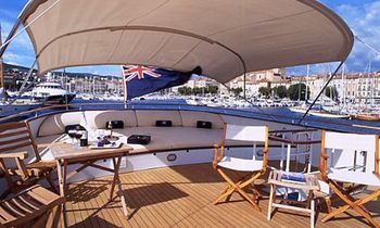 M/Y 'Heavenly Daze' Available for Last-Minute Charter
