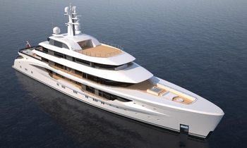 Largest fully-custom Amels superyacht close to technical launch