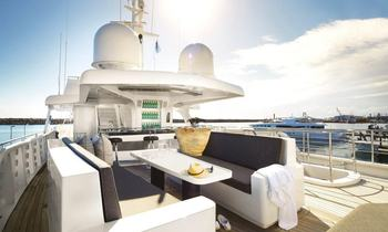 M/Y ANDA Open for Charters in North-West Australia
