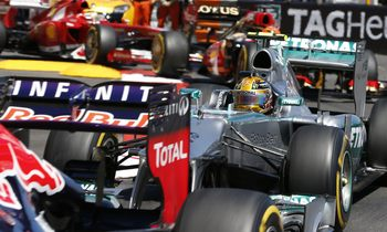 Yachts Gather as Monaco Grand Prix Gets Underway