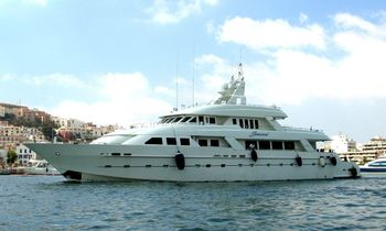 M/Y 'Island Heiress' Open for Bahamas Charters