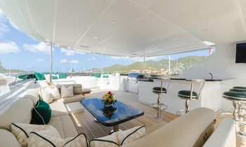 Get two free days on board M/Y 'One More Toy'