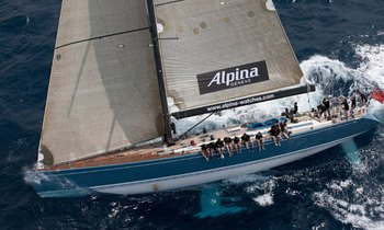 ALPINA Available For Regatta