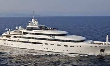 VIDEO: Exclusive look inside newly fitted M/Y O'MEGA