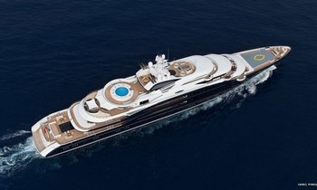 Charter M/Y SERENE if you win the Euromillions