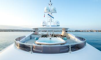 M/Y BLUSH Offers 20% Discount on Ibiza Charters