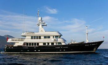 Feadship Motor Yacht Andiamo New to the Charter Fleet