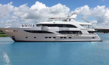 M/Y 'King Baby' Enters Charter Market